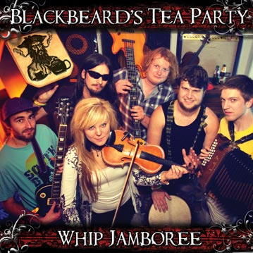 Large version of 'Whip Jamboree' cover by york ceilidh band Blackbeard's Tea Party